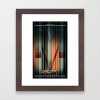 MERCURY JT450 Framed Art Print