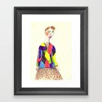 Study #25 Framed Art Print
