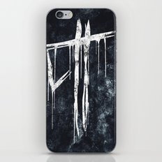 The Last Of Us Hunters (White) iPhone & iPod Skin