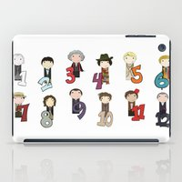 Count With The Doctors iPad Case