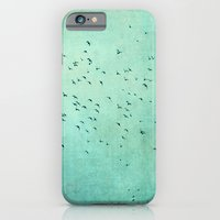 Birds IV iPhone 6 Slim Case