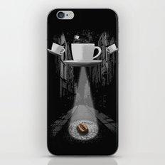Mr. Coffee Bean iPhone & iPod Skin