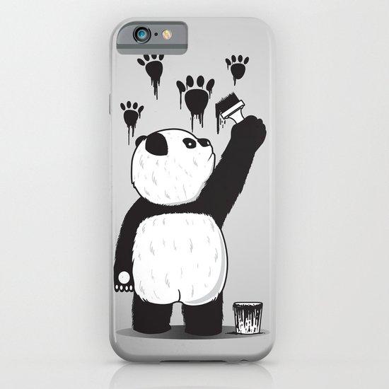Pandalism iPhone & iPod Case