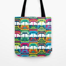 Chicken Bus - 1 Tote Bag