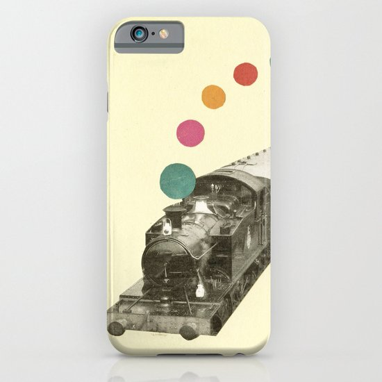 Rainbow Train iPhone & iPod Case