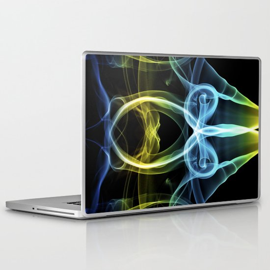 Smoke Photography #32 Laptop & iPad Skin