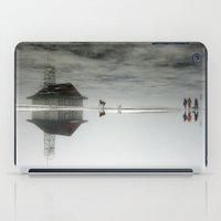 Dogs & Fog iPad Case