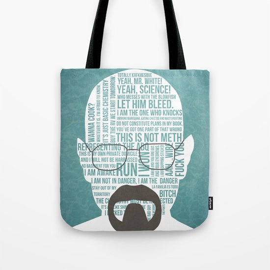 Walter White said Tote Bag