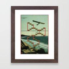 Shadowtricks Framed Art Print