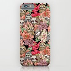 Because Sloths iPhone 6 Slim Case