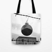 Festive Security Tote Bag