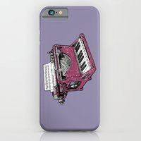 The Composition - P. iPhone 6 Slim Case
