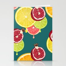 tropic fruit  Stationery Cards