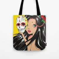 Day of the Deads Tote Bag