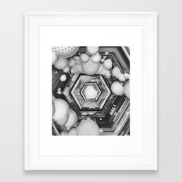 Framed Art Print - OOFFFFFF.X (everyday 08.24.16) - beeple