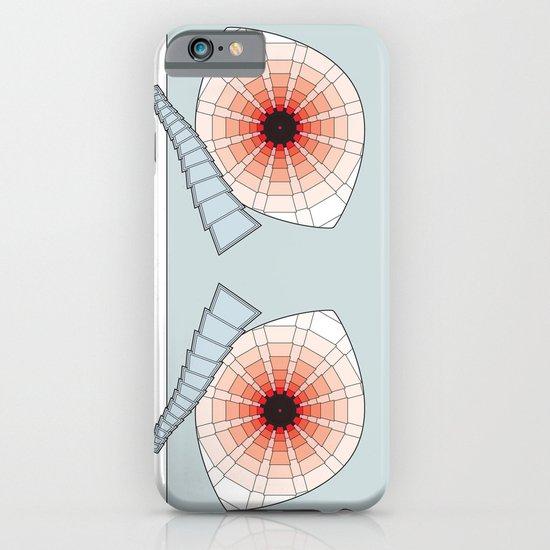 Eye Robot iPhone & iPod Case