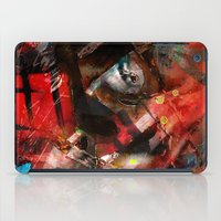 I Must Be In Here Somewh… iPad Case