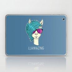 LLAMAZING Laptop & iPad Skin