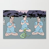 COBRADRELLA- Faux Espoir… Canvas Print