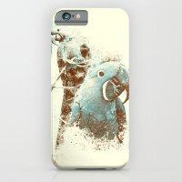 Brazilian Arara iPhone 6 Slim Case