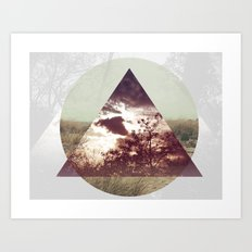 Perception Nature Art Print