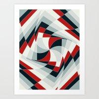 Schmancy Art Print