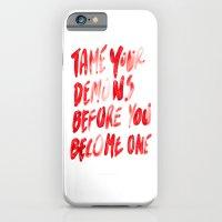Demons iPhone 6 Slim Case
