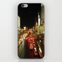Las Vegas Strip iPhone & iPod Skin