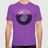 Hogwarts series (year 2: the Chamber of Secrets) Mens Fitted Tee Ultraviolet SMALL