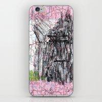 Wyoming iPhone & iPod Skin