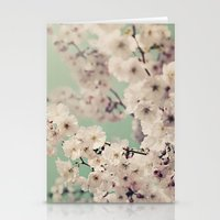 Spring Daydream Stationery Cards