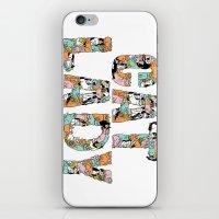 Crazy Cat Lady iPhone & iPod Skin