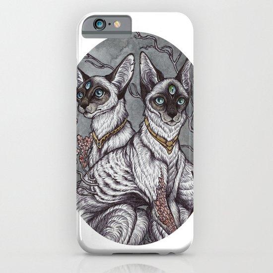 Gift of Sight art print iPhone & iPod Case