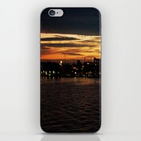 Nightlife iPhone & iPod Skin