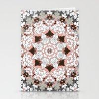 Khatem Rosette 004 | Muted Stationery Cards