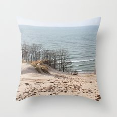 Foothill Throw Pillow