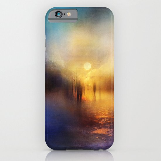 Light Echoes iPhone & iPod Case