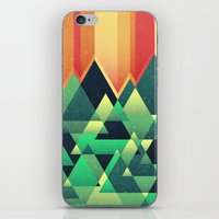 Summer Mountains iPhone & iPod Skin
