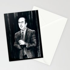 DARK COMEDIANS: Jerry Seinfeld Stationery Cards