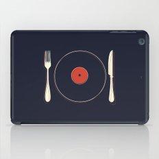 Vinyl Food iPad Case