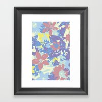 SECRET GARDEN II Framed Art Print