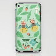 Summer Wedding iPhone & iPod Skin