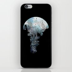 Secret Streets II iPhone & iPod Skin