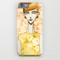 flowerella 4 iPhone 6 Slim Case