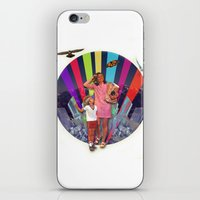 Like I Just Got Home iPhone & iPod Skin