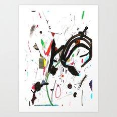 des Art Print