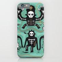 Chamanistik In Blue iPhone 6 Slim Case