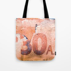 Collide 3 Tote Bag
