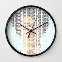 The IT Crowd Wall Clock