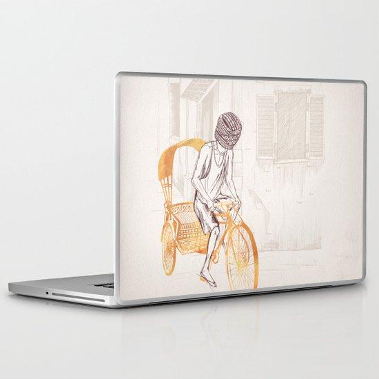 Sam Laptop & iPad Skin
